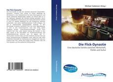 Buchcover von Die Flick-Dynastie