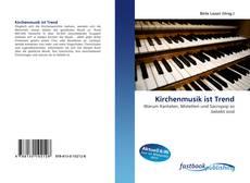 Buchcover von Kirchenmusik ist Trend
