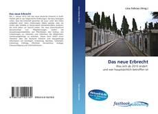 Portada del libro de Das neue Erbrecht