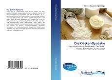 Portada del libro de Die Oetker-Dynastie