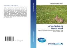 Bookcover of Artensterben in Deutschland