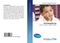 Buchcover von Hochbegabung