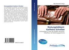 Borítókép a  Rüstungslobbyist  Karlheinz Schreiber - hoz