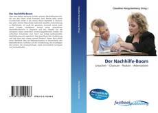Buchcover von Der Nachhilfe-Boom