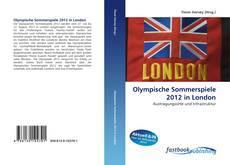 Buchcover von Olympische Sommerspiele 2012 in London