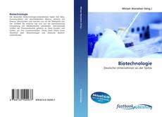 Biotechnologie kitap kapağı