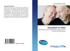 Sexualität im Alter kitap kapağı