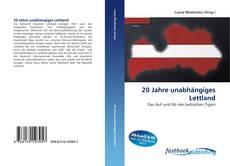 Обложка 20 Jahre unabhängiges Lettland