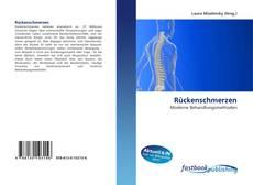 Обложка Rückenschmerzen