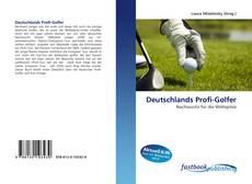 Buchcover von Deutschlands Profi-Golfer