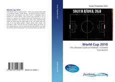 Обложка World Cup 2010