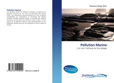 Bookcover of Pollution Marine
