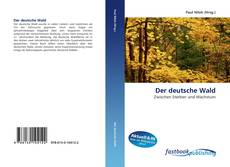 Der deutsche Wald的封面