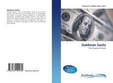 Обложка Goldman Sachs