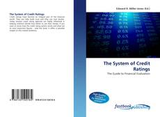 The System of Credit Ratings kitap kapağı