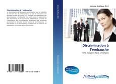 Bookcover of Discrimination à l''embauche