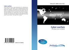 Bookcover of Cyber-warfare