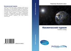 Buchcover von Космический туризм