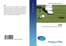 Buchcover von Golf