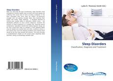 Capa do livro de Sleep Disorders