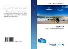 Capa do livro de Nudism