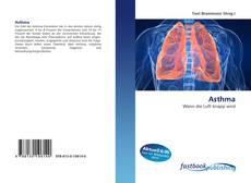 Capa do livro de Asthma