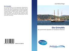 Capa do livro de Die Grimaldis
