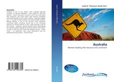 Bookcover of Australia