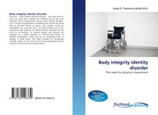 Body integrity identity disorder kitap kapağı