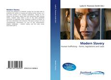 Bookcover of Modern Slavery