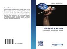 Bookcover of Herbert Grönemeyer