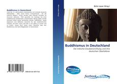 Buchcover von Buddhismus in Deutschland