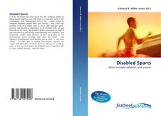 Bookcover of Disabled Sports