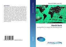 Bookcover of World Bank