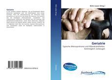 Buchcover von Geriatrie
