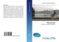 Vancouver kitap kapağı