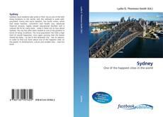 Sydney kitap kapağı