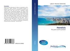 Bookcover of Honolulu