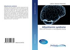 Couverture de Athymhormic syndrome