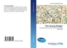 """Bookcover of """"The Giving Pledge"""""""