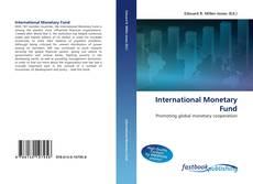 Bookcover of International Monetary Fund