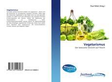 Bookcover of Vegetarismus