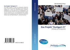 "Copertina di Das Projekt ""Stuttgart 21"""