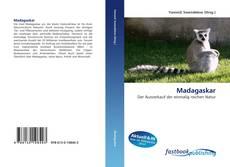Capa do livro de Madagaskar
