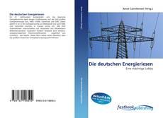 Bookcover of Die deutschen Energieriesen