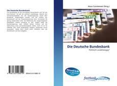 Couverture de Die Deutsche Bundesbank