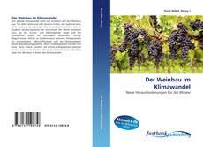 Buchcover von Der Weinbau im Klimawandel