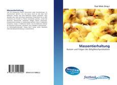 Bookcover of Massentierhaltung
