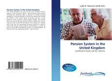 Bookcover of Pension System in the United Kingdom