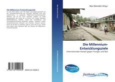 Borítókép a  Die Millennium-Entwicklungsziele - hoz